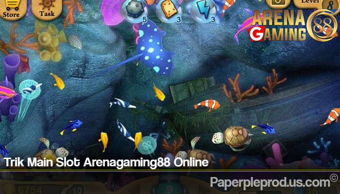 Trik Main Slot Arenagaming88 Online
